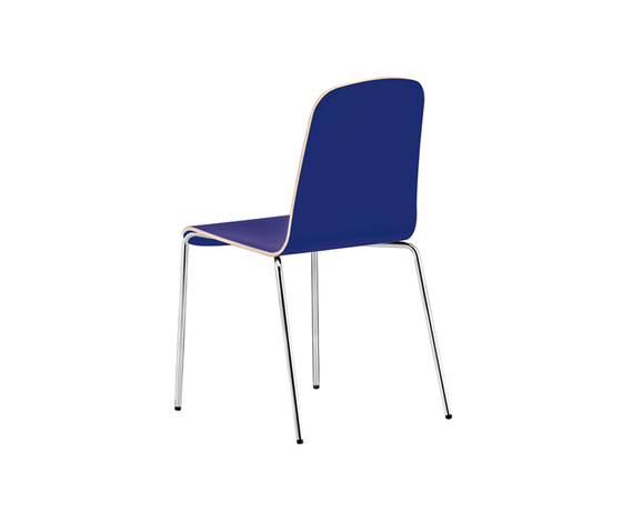 Trend 438 by PEDRALI | Multipurpose chairs