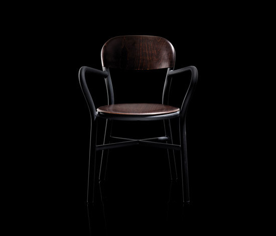Pipe armchair by Magis | Visitors chairs / Side chairs