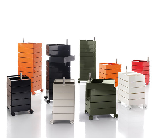 360° Container by Magis | Pedestals