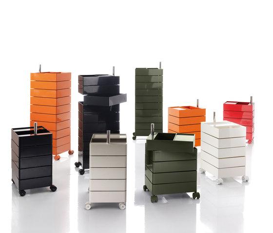 360° Container de Magis | Carritos auxiliares