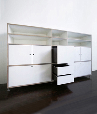 Tius 12 bucaneve by Plan W | Cabinets