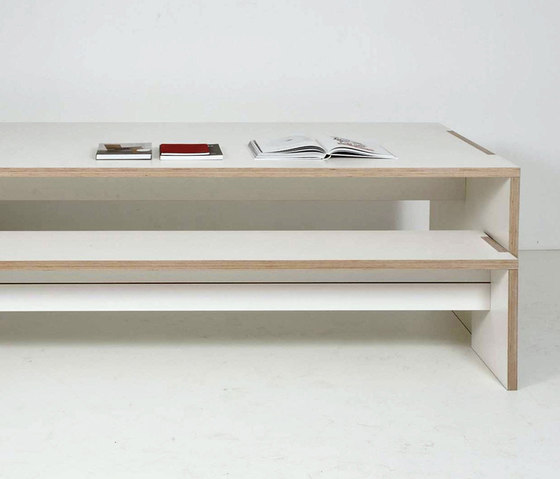 Basso by Plan W | Upholstered benches