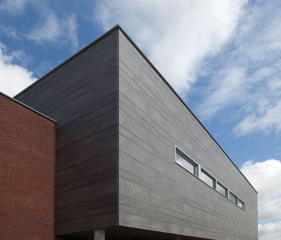 Facades Bredeschool Westerkoog by Mosa | Facade cladding