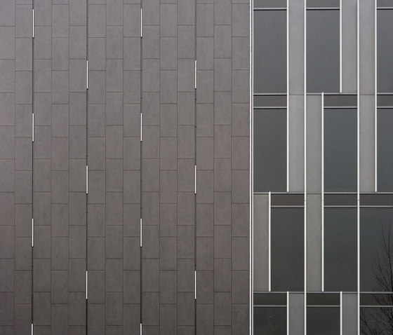 Facades GouweZone by Mosa | Ventilated façade systems