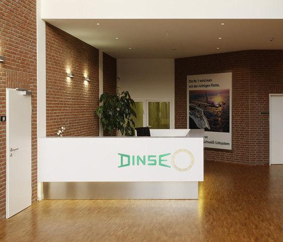 Reception desk de Plan W | Banques d'accueil
