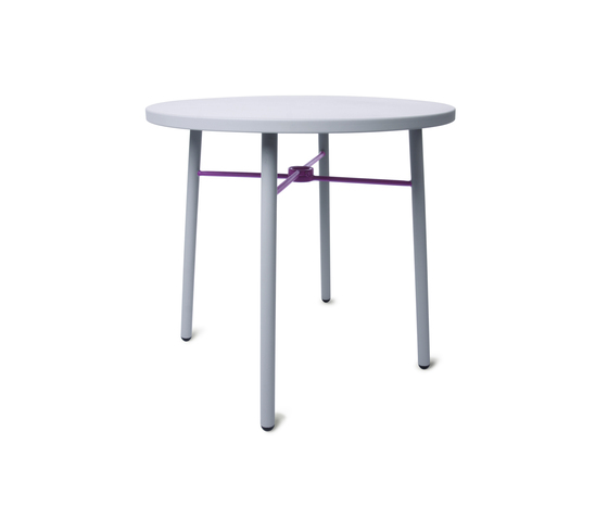 Amanda Bistro Table by steve & james | Cafeteria tables