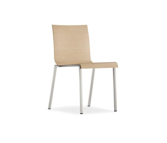 Kuadra XL 2411 by PEDRALI | Multipurpose chairs
