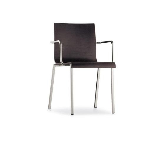 Kuadra XL 2412 by PEDRALI | Multipurpose chairs