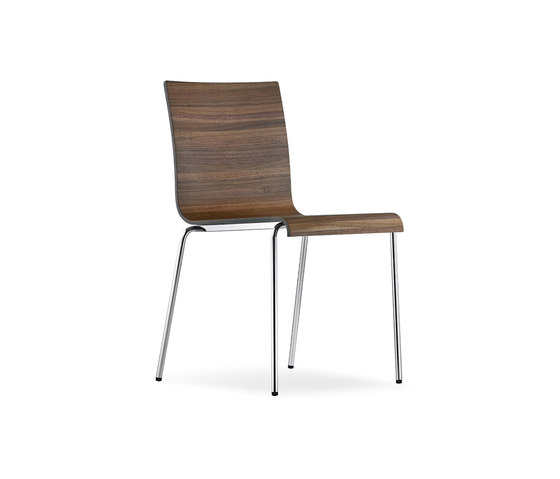 Kuadra XL 2413 by PEDRALI | Multipurpose chairs