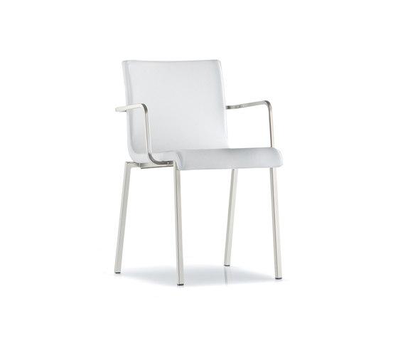 Kuadra XL 2482* by PEDRALI | Multipurpose chairs