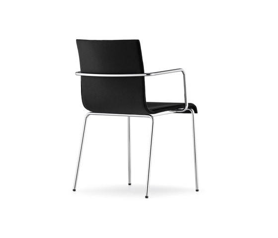 Kuadra XL 2488* by PEDRALI | Multipurpose chairs