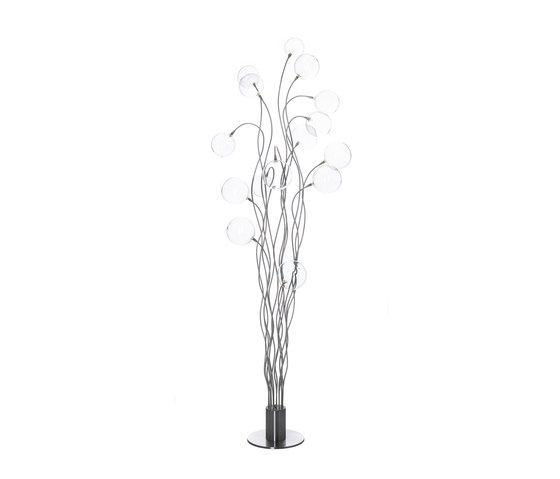 Big Bubbles floor lamp 15 by HARCO LOOR | General lighting