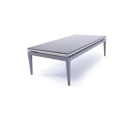 Dorothy Lounge table de steve & james | Tables basses de jardin