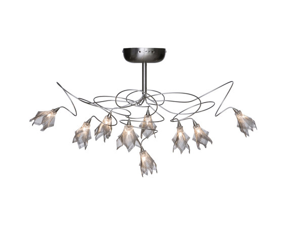 Breeze ceiling lamp 9 by HARCO LOOR | General lighting