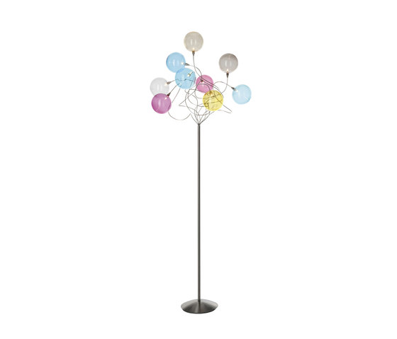 Bubbles floor lamp 9 by HARCO LOOR | General lighting