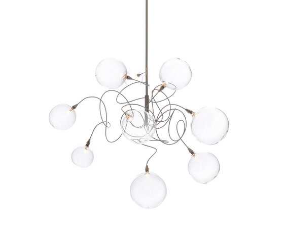 Bubbles pendant light 9 by HARCO LOOR | General lighting