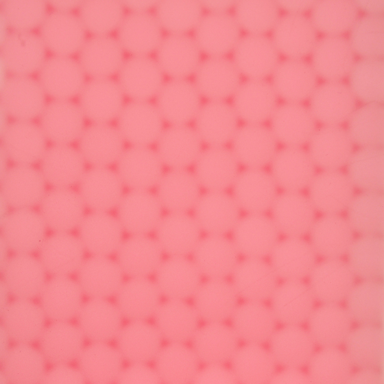 color pink AIR-board®  UV satin | melon red 3H04 by Design Composite | Synthetic panels