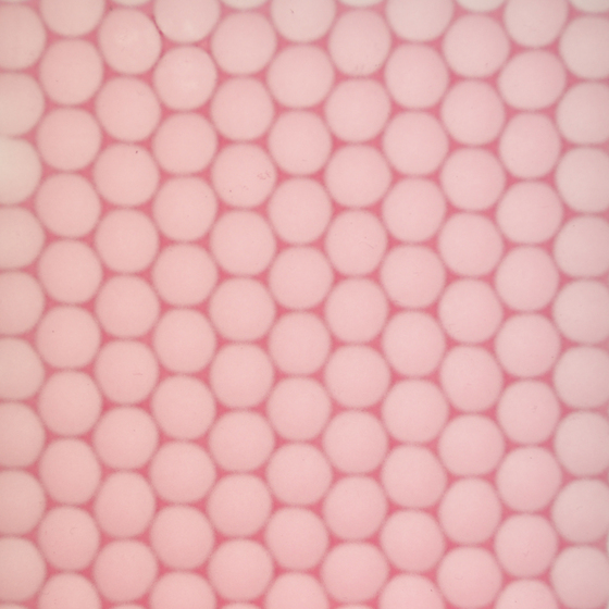 Color pink AIR-board®  UV satin uncoloured 0F00 by Design Composite | Synthetic panels