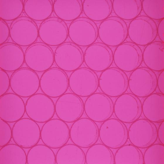 Big AIR-board® UV PC color red 2466 di Design Composite | Lastre