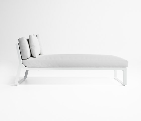 Flat Sofa Modular 5 by GANDIABLASCO | Sun loungers
