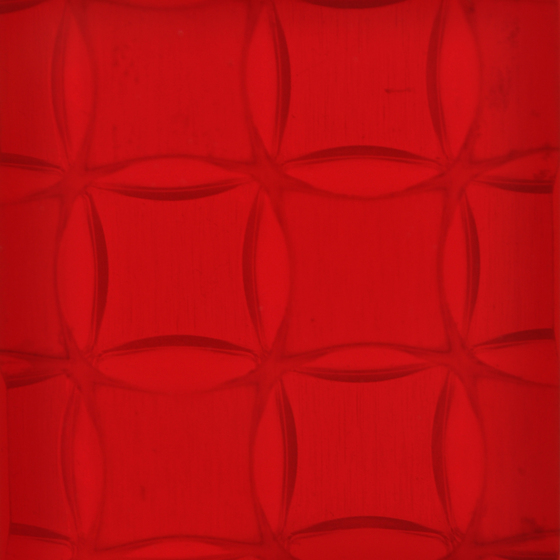 Clear-PEP® spy UV PC color red 502 by Design Composite | Synthetic slabs