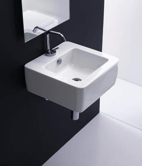 Ego Washbasin 40 by Kerasan | Wash basins