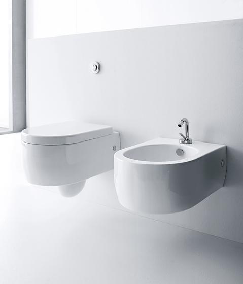Flo Wc + bidet by Kerasan | Toilets