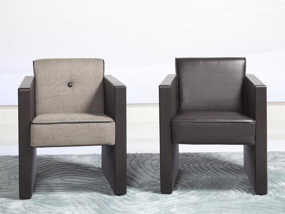 Quadro armchair by Accente | Lounge chairs