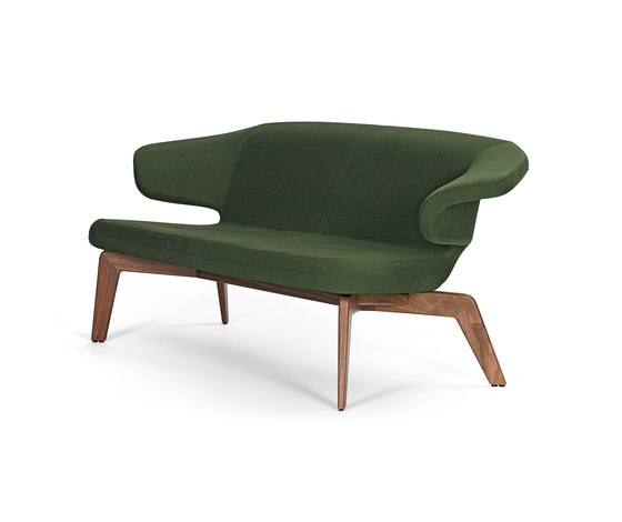 Munich by classicon lounge chair sofa coffee table for Sofa munchen design
