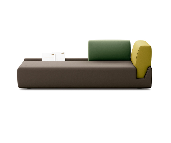 Fossa by COR | Lounge sofas