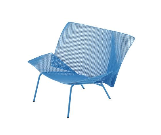 Grillage by Ligne Roset | Garden armchairs