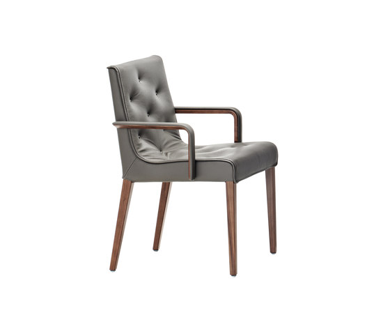 Leslie by Wittmann | Restaurant chairs