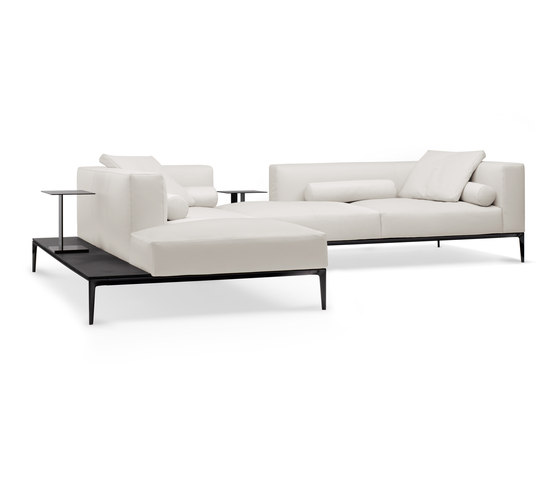 jaan living sofa sofas from walter knoll architonic. Black Bedroom Furniture Sets. Home Design Ideas