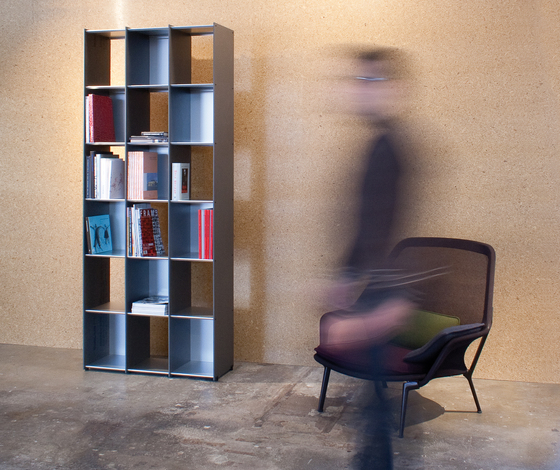 TALL² by adeco | Office shelving systems