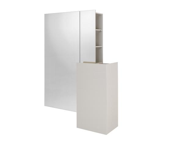 ONE Wall-mounted set by Schönbuch | Built-in wardrobes