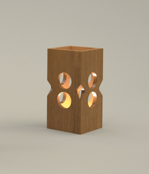 Simplex Totem by Solisombra | General lighting