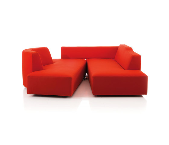 ladybug-dream medium by Brühl | Lounge sofas