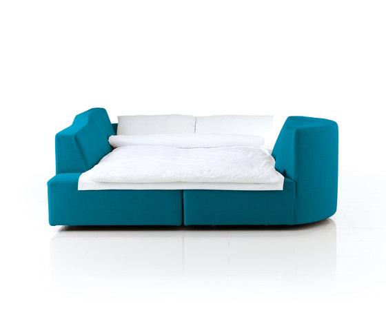 ladybug-dream small by Brühl | Modular seating elements
