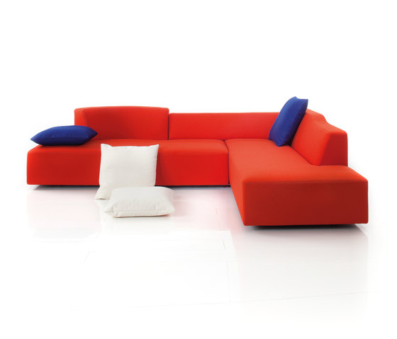 ladybug-dream large by Brühl | Lounge sofas