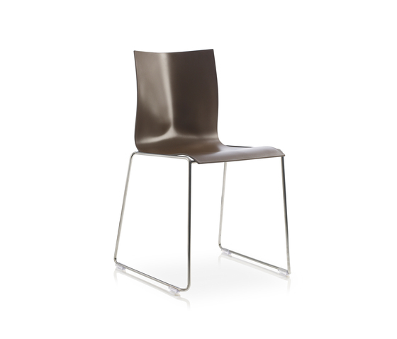 CHAIRIK in Plastic 107 by Engelbrechts | Multipurpose chairs