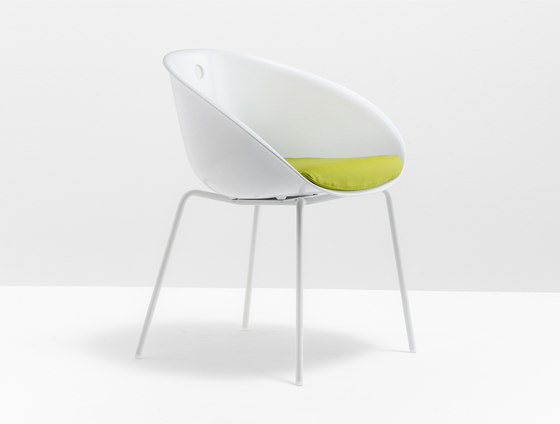 Gliss 900 by PEDRALI | Restaurant chairs