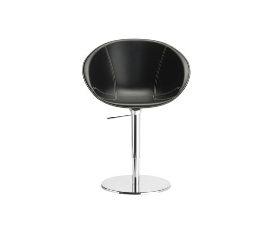 Gliss 950 F by PEDRALI | Conference chairs
