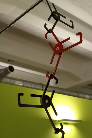 propellerjack PJ01 Coat hanger by DEGAS | Coat hangers