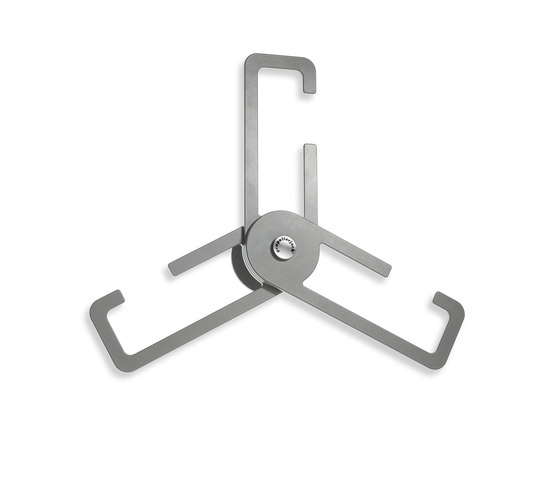 propellerjack PJ02 Coat hanger I hook by DEGAS | Coat hangers