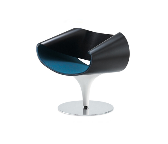 Perillo   Lounge chair by Züco   Visitors chairs / Side chairs