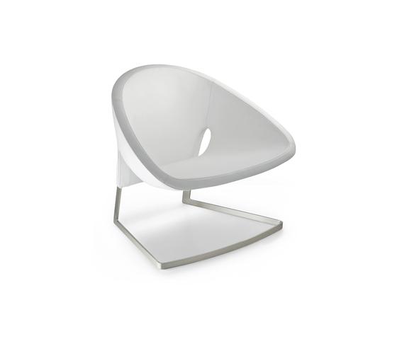 Joker 417 by PEDRALI | Lounge chairs