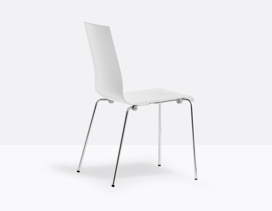 Kuadra 1151 von PEDRALI | Stühle