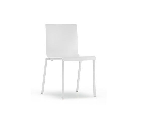 Kuadra XL 2401 by PEDRALI | Restaurant chairs