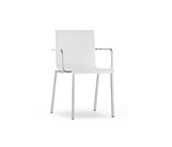Kuadra XL 2402 by PEDRALI | Restaurant chairs