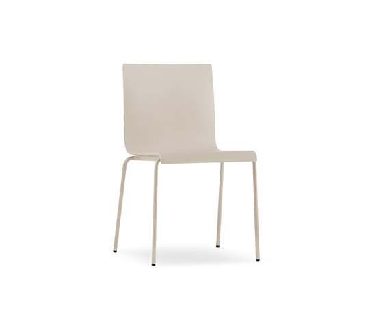 Kuadra XL 2403 by PEDRALI | Restaurant chairs